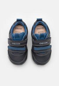 Geox - SHAAX - Trainers - navy/dark navy - 3