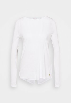YOGA - Long sleeved top - white