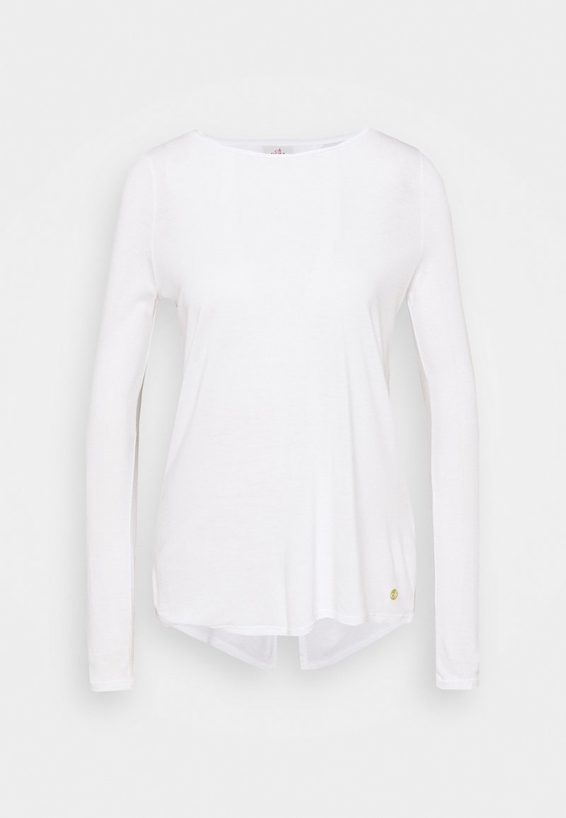 Deha - YOGA - Long sleeved top - white