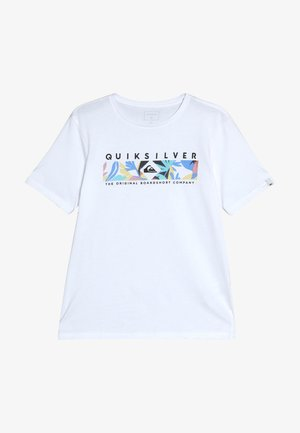 DISTANT FORTUNE - Print T-shirt - white