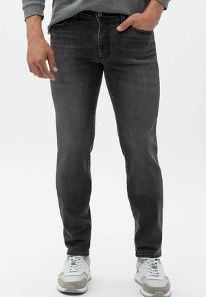 STYLE CADIZ - Straight leg jeans - steel grey