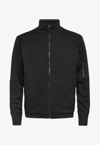 G-Star - MOTO TRACK - Zip-up hoodie - dk black - 0