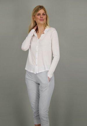 SOHO  - Button-down blouse - white