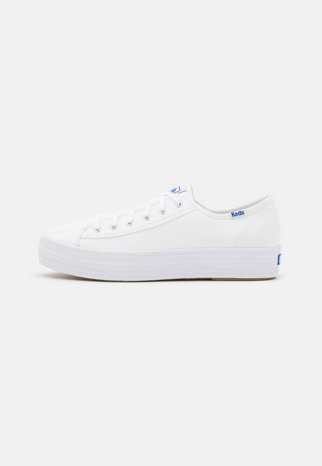 TRIPLE KICK - Sneakers laag - white