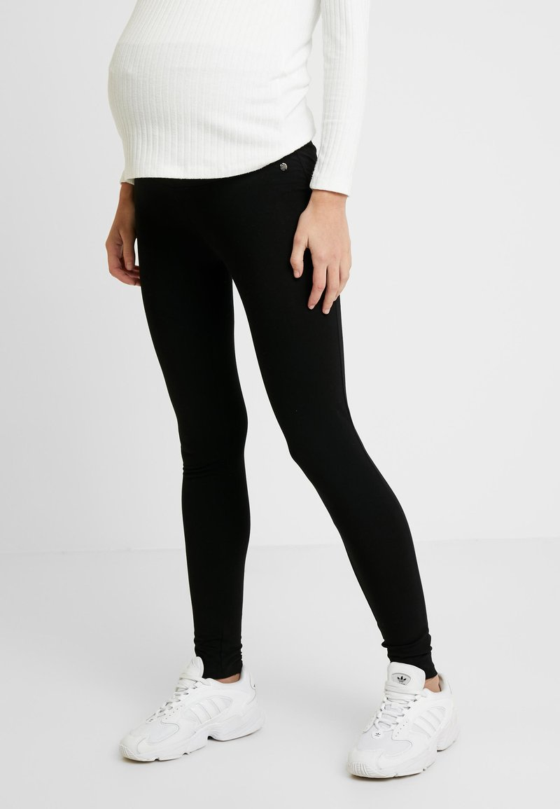 Esprit Maternity - Leggings - black