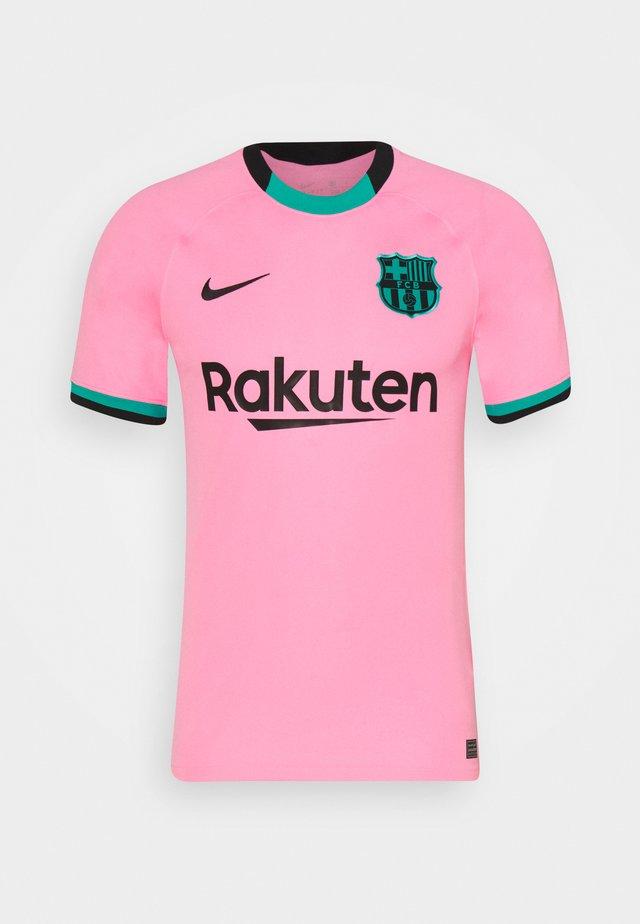 FC BARCELONA - Article de supporter - pink beam/black