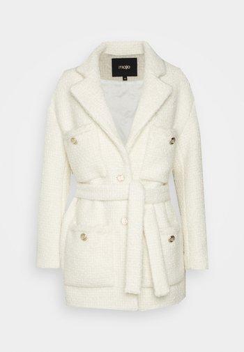 GUILIETTE - Classic coat - ecru