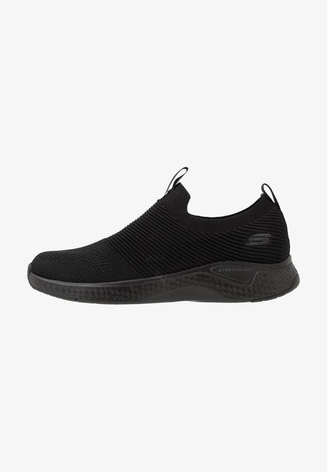 SOLAR FUSE - Sneakers laag - black
