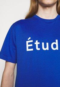 Études - UNISEX - T-shirt imprimé - blue - 5