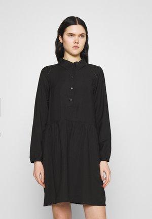 VMFAY TUNIC DRESS - Skjortekjole - black