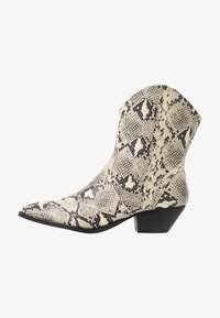 Rubi Shoes by Cotton On - LARISSA WESTERN BOOT - Santiags - natural - 1