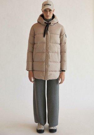 REVERSIBLE - Winter coat - natural