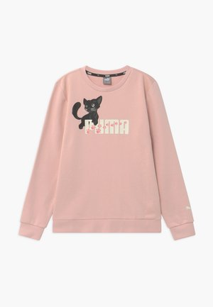 ANIMALS CREW - Sweatshirt - peachskin