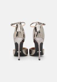 Topshop - FARO - High heels - metallic - 3
