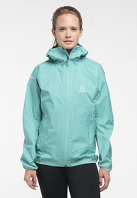 Haglöfs - L.I.M PROOF MULTI JACKET - Waterproof jacket - glacier green - 0