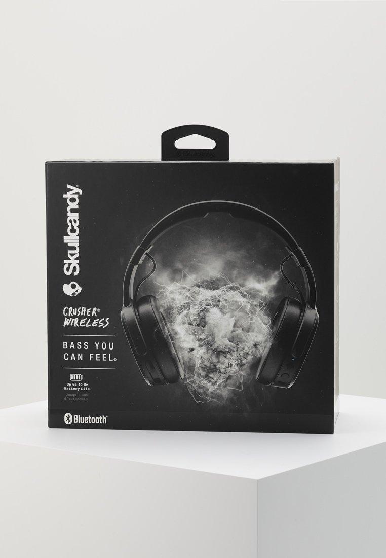 Skullcandy CRUSHER WIRELESS OVER-EAR - Casque - black