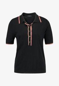 Scotch & Soda - SPORTY - Polo shirt - black - 3