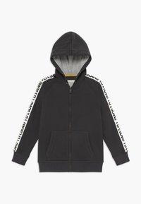 Pepe Jeans - EZRA - Zip-up hoodie - anthracite - 0