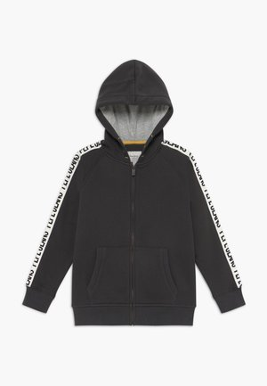 EZRA - Zip-up hoodie - anthracite