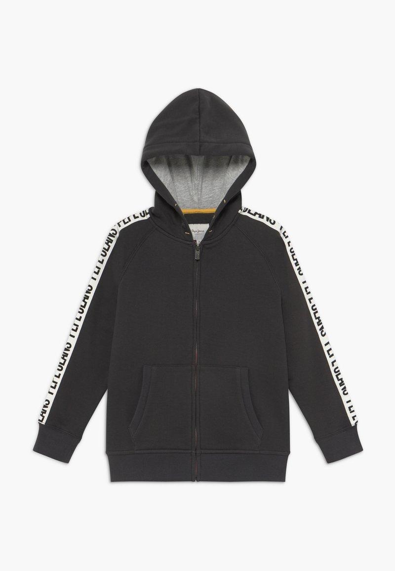 Pepe Jeans - EZRA - Zip-up hoodie - anthracite