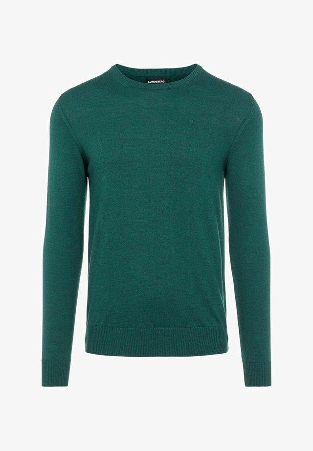 Pullover - fresh green