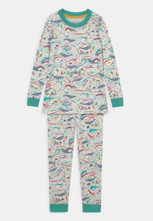 PORT ISAAC - Pyjama set - soft white