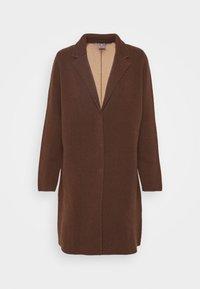 FTC Cashmere - Classic coat - brown - 3