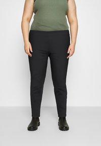 Nike Sportswear - AIR - Leggings - Trousers - black - 0