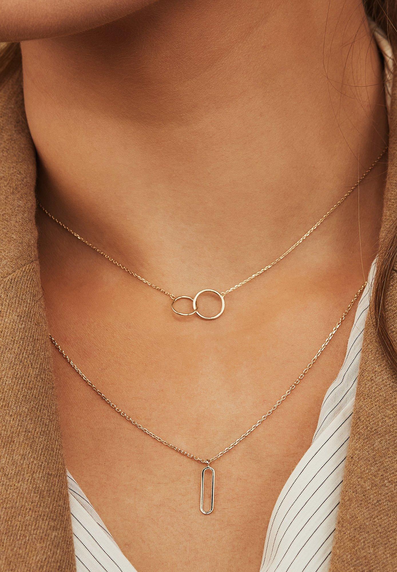 Women 14 KARAT GOLD - Necklace