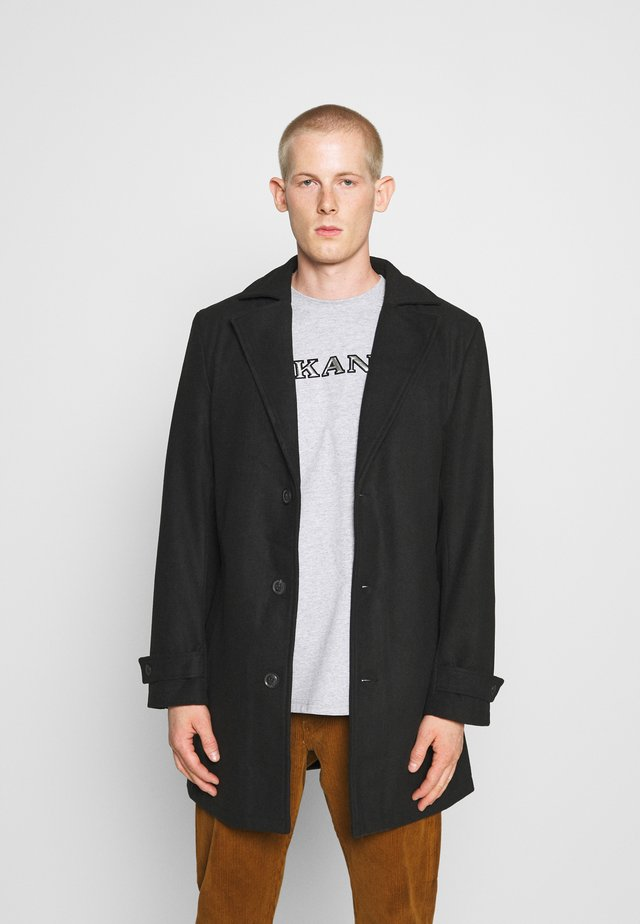 OVERCOAT - Mantel - black