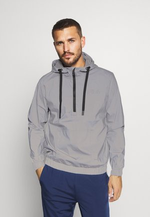 ADO JACKET - Trainingsjacke - silver