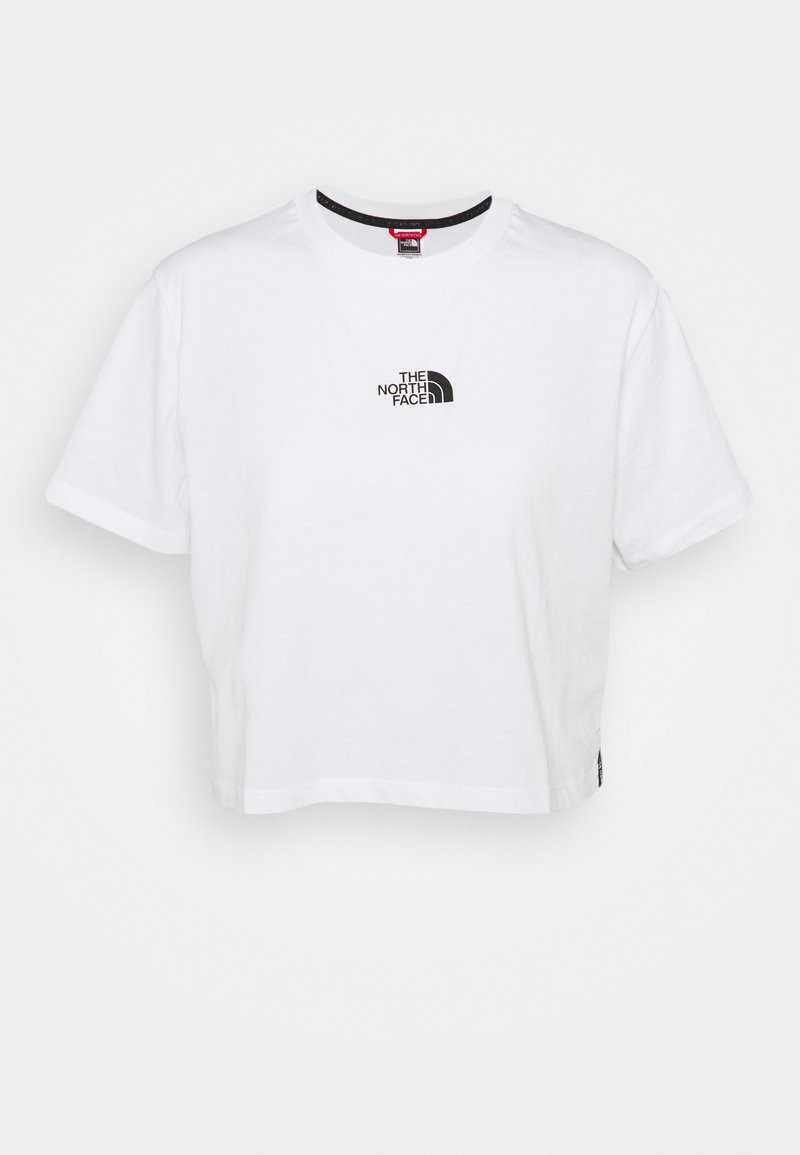 The North Face - TEE - T-shirt med print - white