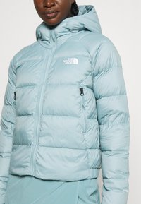 The North Face - HOOD - Down jacket - tourmaline blue - 6