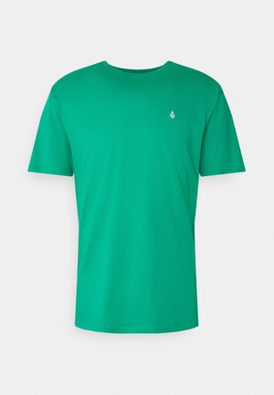 STONE BLANKS  - Basic T-shirt - synergy green