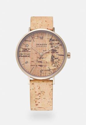 AAREN NATURALS - Watch - brown