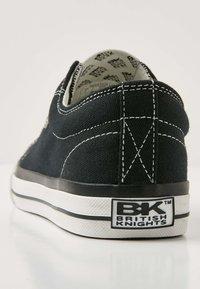 British Knights - MASTER LO - Tenisky - black - 4