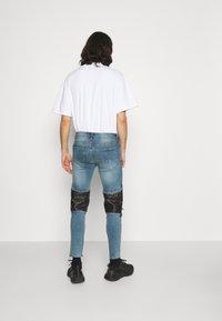 Night Addict - NACROSS - Jeans Skinny Fit - blue denim - 2
