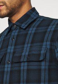 Jack & Jones PREMIUM - OVERSHIRT - Skjorta - vintage indigo - 5