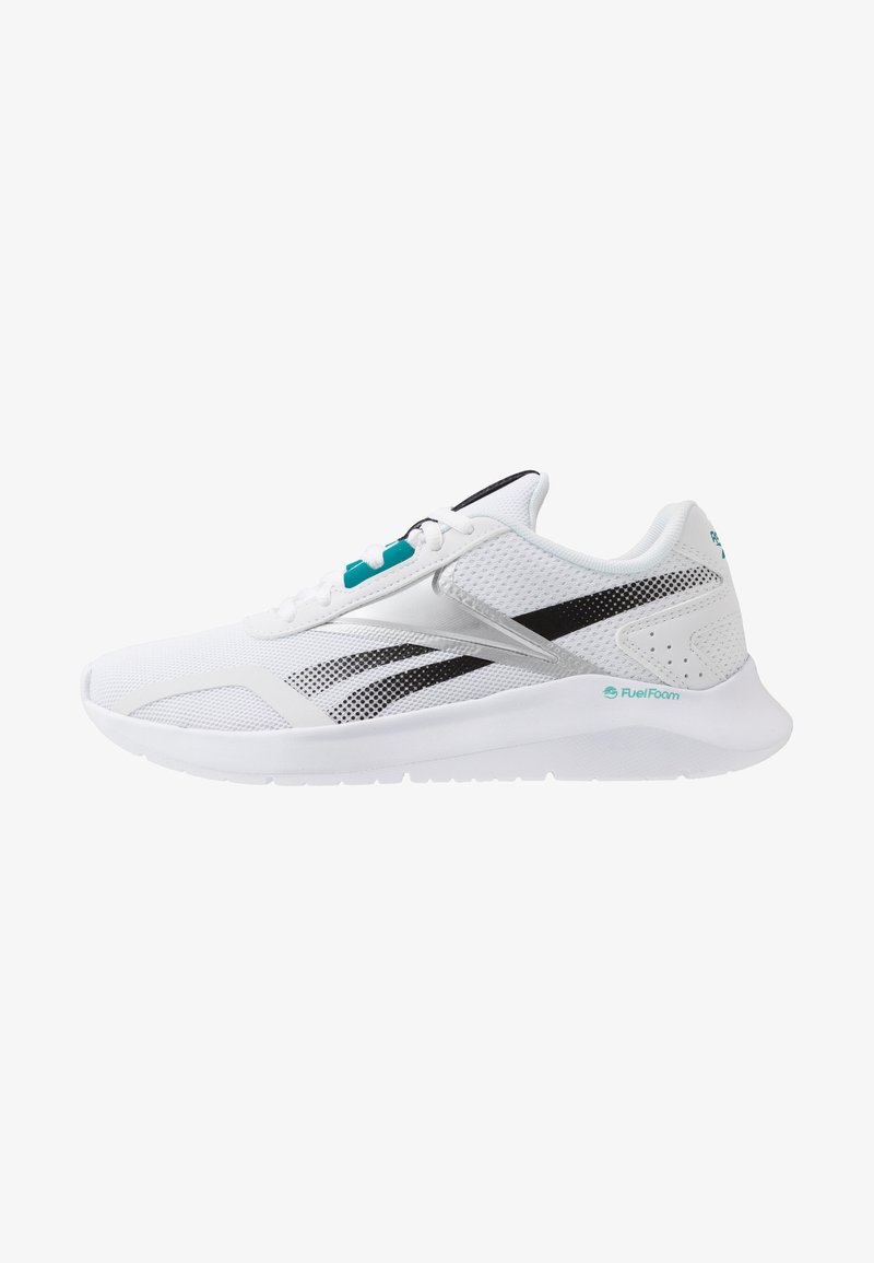 Reebok - ENERGYLUX 2.0 - Neutrální běžecké boty - white/black/silver metallic