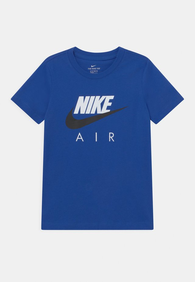 AIR - T-shirts med print - game royal