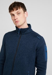 CMP - MAN JACKET - Fleece jacket - inchiostro - 3
