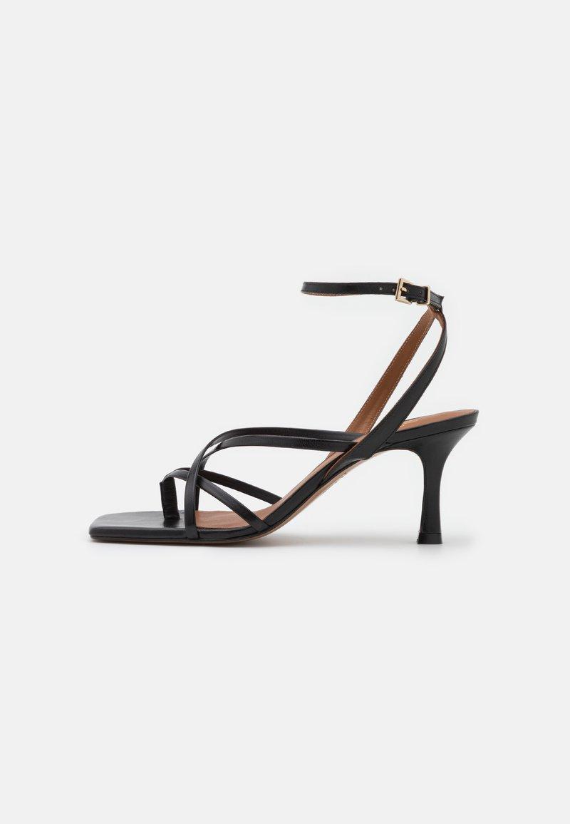 Billi Bi - T-bar sandals - black