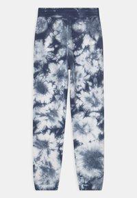 GAP - GIRL LOGO  - Teplákové kalhoty - blue - 1
