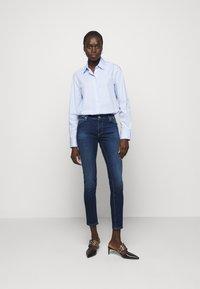 AG Jeans - ANKLE - Skinny-Farkut - blue denim - 1