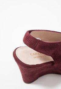 Carvela Comfort - ALEXA - Spuntate alte - wine - 2