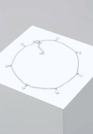 ANKLET STARS - Rannekoru - silver-coloured