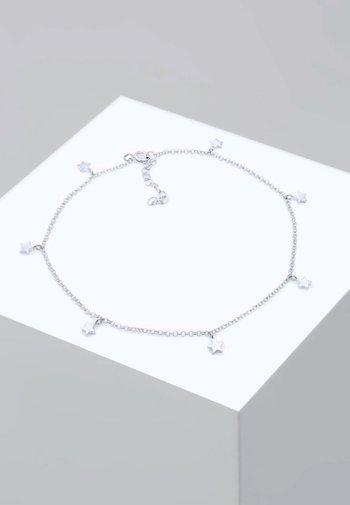 ANKLET STARS - Bracelet - silver-coloured