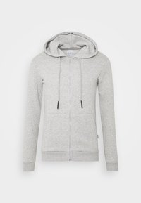 Only & Sons - ONSCERES LIFE  - Sudadera con cremallera - light grey - 3