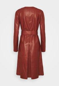 Bally - LUX COAT - Classic coat - spice - 8
