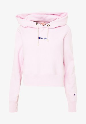 HOODED - Jersey con capucha - light pink